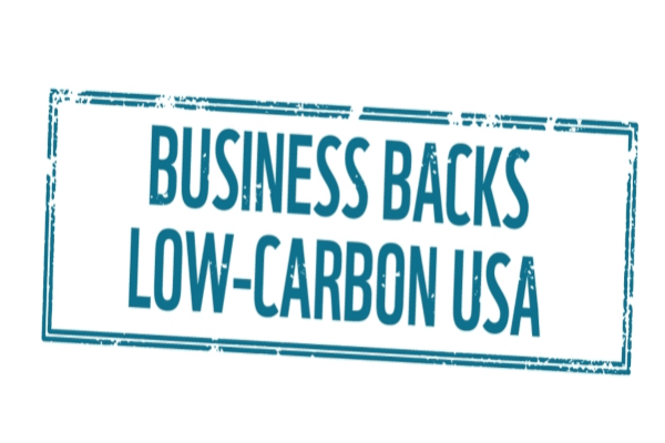Business Backs Low Carbon Policy