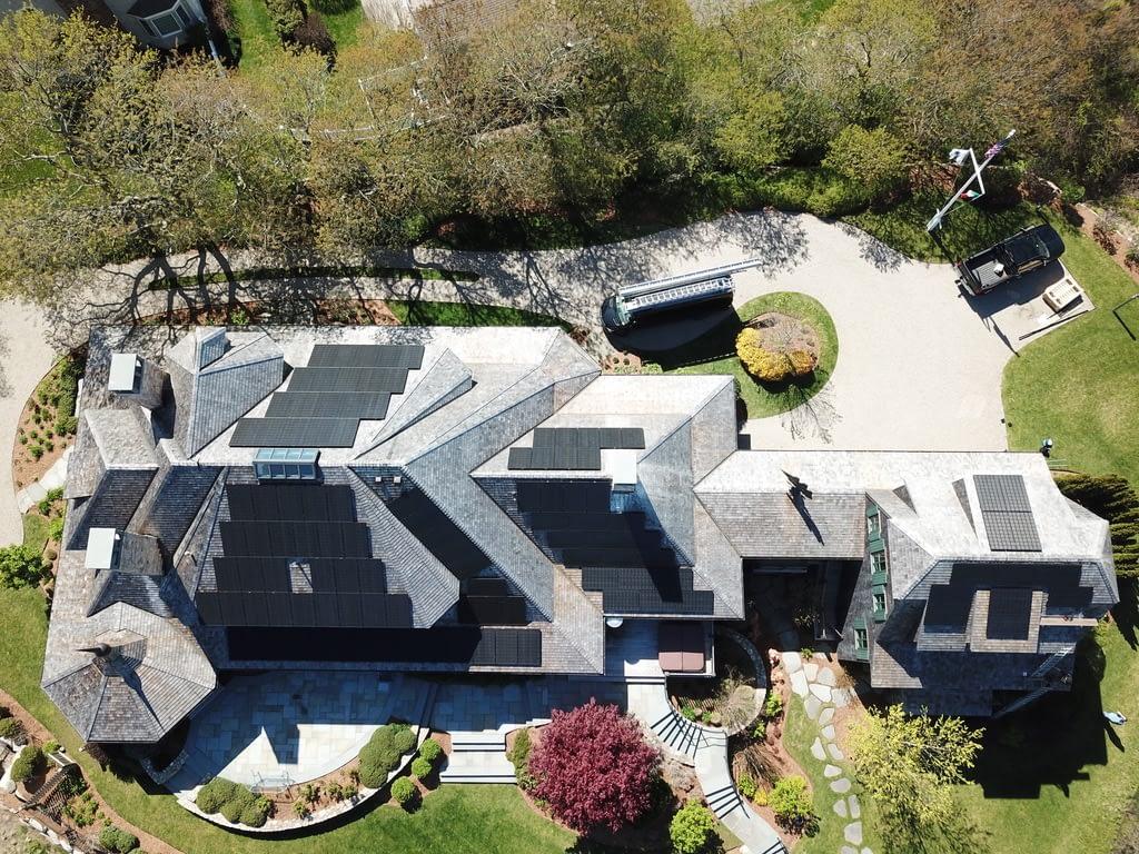 35 kW Residential Solar PV in East Dennis