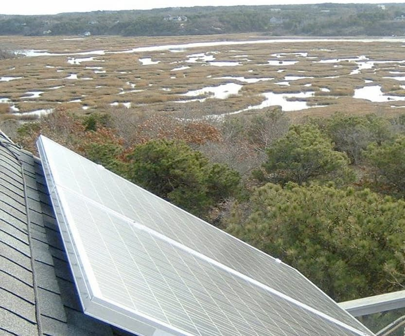 Solar on The Marsh