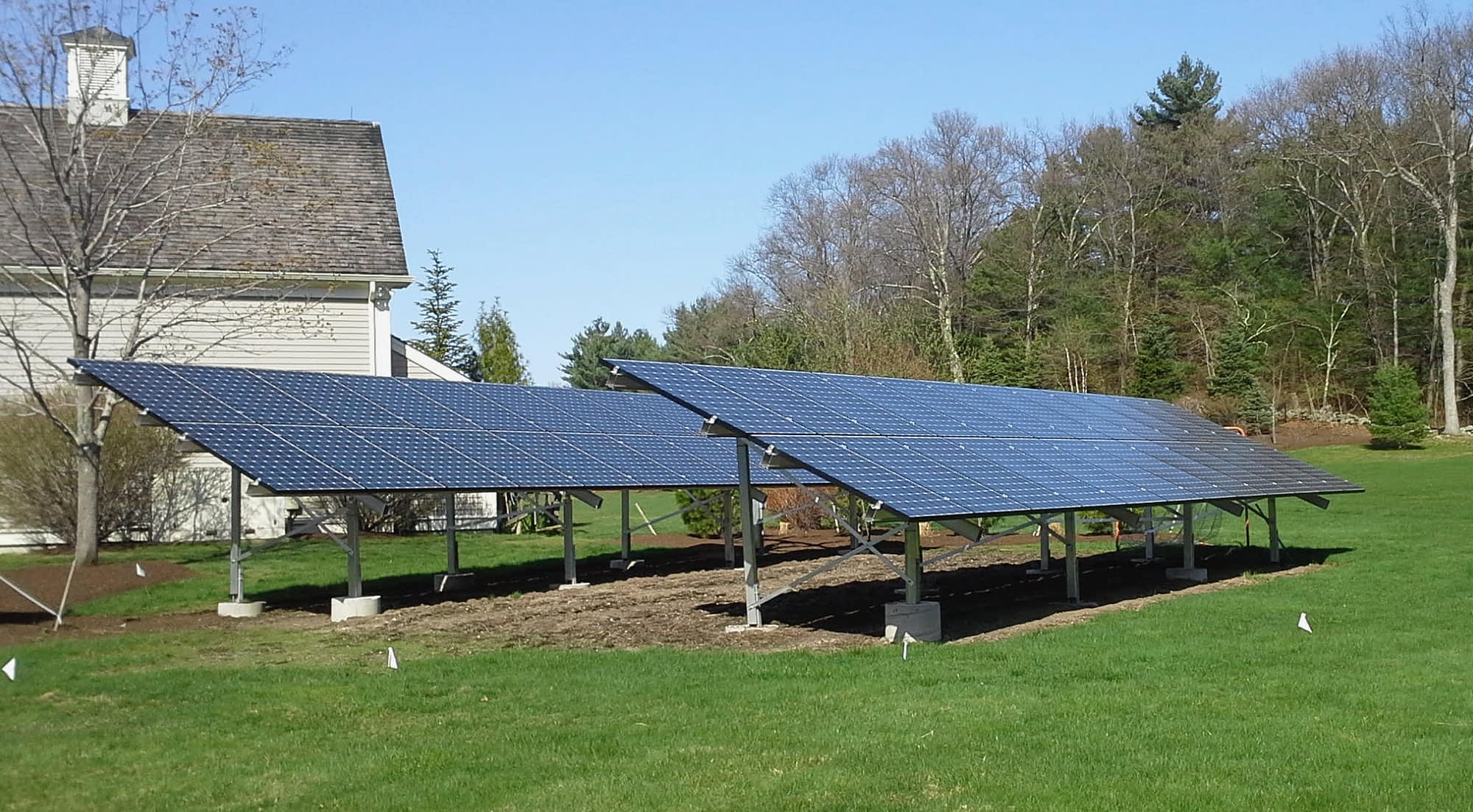 Clean Energy Design Ground Mounted solar